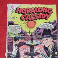 Tebeos: HOPALONG CASSIDY - LA SOMBRA DEL SOLDADO DE JUGUETE- Nº 138 AÑO 1966, ORIGINAL EDITORIAL NOVARO. Lote 23853883