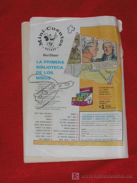 Tebeos: GRANDES VIAJES Bougainville - nº 27 año 1965, ORIGINAL EDITORIAL NOVARO - Foto 2 - 26531638