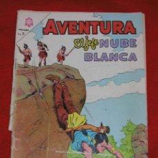 Tebeos: AVENTURA EL JEFE NUBE BLANCA - Nº 244 AÑO 1964, ORIGINAL EDITORIAL NOVARO. Lote 11100875
