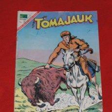 Tebeos: TOMAJAUK LAS LEYENDAS SOBRE TOMAJAUK - Nº 142 AÑO 1967 , EDITORIAL NOVARO. Lote 26895836