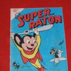 Tebeos: EL SUPER RATON - EL DEBIL FREDY - Nº 90 AÑO 1959, ORIGINAL EDITORIAL NOVARO. Lote 26794966