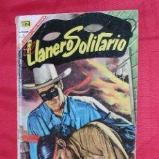 Tebeos: EL LLANERO SOLITARIO LA PANDILLA DE BARTON Nº 166 AÑO 1967 , EDITORIAL NOVARO. Lote 14140575