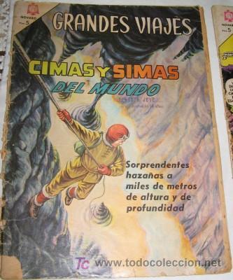 GRANDES VIAJES Nº 31 DE NOVARO (Tebeos y Comics - Novaro - Grandes Viajes)
