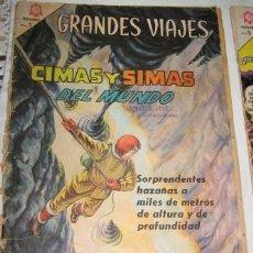 Tebeos: GRANDES VIAJES Nº 31 DE NOVARO . Lote 21586694
