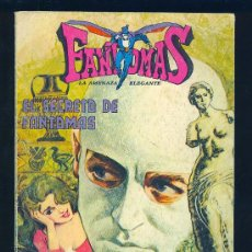 Tebeos: FANTOMAS. Nº 3. EDITORIAL NOVARO.. Lote 20718987