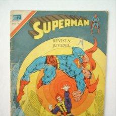 Tebeos: SUPERMAN-SERIE AGUILA--1977--NOVARO. Lote 21164838