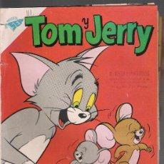 Tebeos: TOM Y JERRY. SEA. LOTE DE 11 EJEMPLARES. AÑOS 1959, 60 Y 61.. Lote 24064599