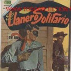 Tebeos: EL LLANERO SOLITARIO-NºS 80,109,158-188, 285,298 CAJA 1 NOVARO GRANDE. Lote 26420662