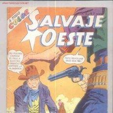 Tebeos: SALVAJE OESTE DE GIL KANE - AÑO 1959. Lote 17594938