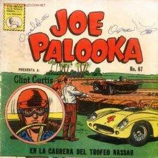 Tebeos: JOE PALOOKA Nº67 - LA PRENSA MEXICANA. Lote 4851685