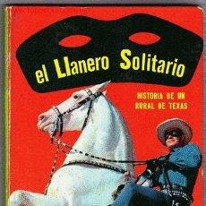 Tebeos: EL LLANERO SOLITARIO Nº 1. Lote 10925027