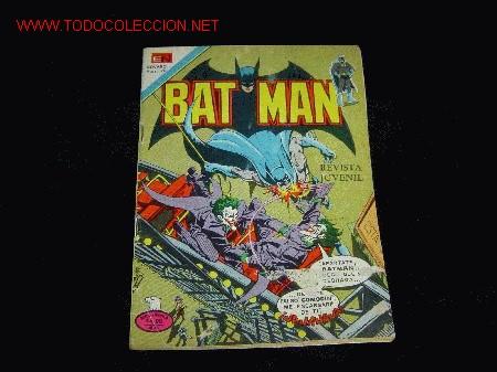 BATMAN SERIE AGUILA N2-933 NOVARO (Tebeos y Comics - Novaro - Batman)