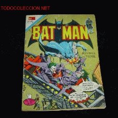 Tebeos: BATMAN SERIE AGUILA N2-933 NOVARO. Lote 4959693