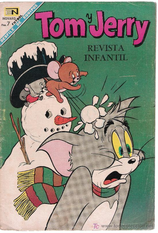 TOM Y JERRY. Nº 264. AÑO 1969. (Tebeos y Comics - Novaro - Tom y Jerry)