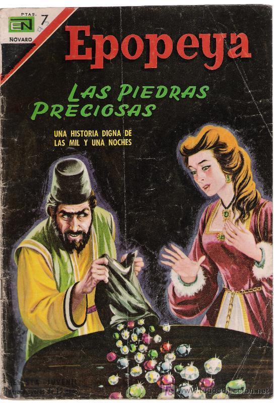 EPOPEYA. Nº 115. AÑO 1967 (Tebeos y Comics - Novaro - Epopeya)
