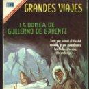 Tebeos: GRANDES VIAJES # 48 - LA ODISEA DE GUILLERMO DE BARENTZ - NOVARO - AÑO 1967 - JOYA DE COLECCION. Lote 27551040