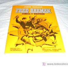 Tebeos: FRED HARMAN COMICS Y WESTERN CON EPISODIOS DE BRONC PEELER Y RED RYDER. Lote 26662602