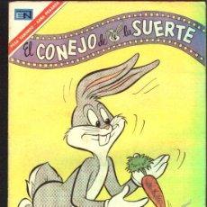Tebeos: EL CONEJO DE LA SUERTE # 257 NOVARO 1967 BUEN ESTADO. Lote 26756072