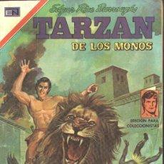 Tebeos: TARZAN # 275 - LOS PIGMEOS INDOMITOS - AÑO 1971 - NOVARO - JOYA DE COLECCION. Lote 26061960