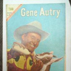 Tebeos: GENE AUTRY --N.159-1967-NOVARO. Lote 22363155