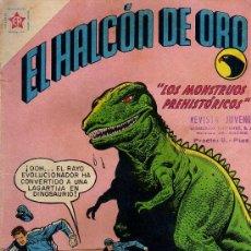 Tebeos: EL HALCÓN DE ORO Nº 24 - EDICIONES RECREATIVAS 1960. Lote 20429854