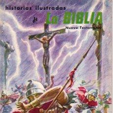 Livros de Banda Desenhada: HISTORIAS ILUSTRADAS DE LA BIBLIA Nº 13 1958 INTERPRINT COLOMBIA. Lote 19618370