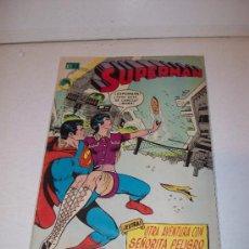 Tebeos: SUPERMAN (NOVARO, 1.973), Nº 895. Lote 108096763