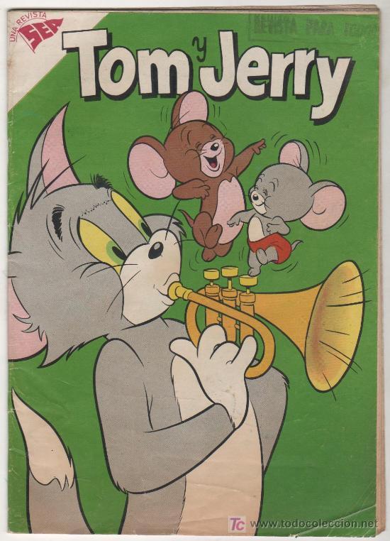 TOM Y JERRY Nº 98, AÑO 1958, SEA (Tebeos y Comics - Novaro - Tom y Jerry)