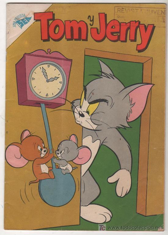 TOM Y JERRY Nº 69, AÑO 1957 SEA (Tebeos y Comics - Novaro - Tom y Jerry)