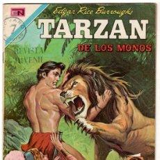 Tebeos: TARZAN 269 NOVARO, EDGAR RICE BURROUGHS. Lote 12428563