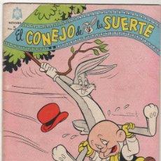Tebeos: EL CONEJO DE LA SUERTE Nº 226, NOVARO 1965. Lote 12428611