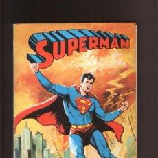 Tebeos: SUPERMAN Nº 23. LIBRO COMIC NOVARO. MUY BUEN ESTADO.. Lote 13052236