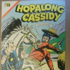Tebeos: HOPALONG CASSIDY # 155 NOVARO MEXICO 1967. Lote 12544543