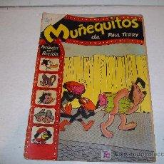 Tebeos: NOVARO (ER): MUÑEQUITOS, (1.955), Nº 22. Lote 27587613