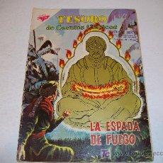 Tebeos: SEA (NOVARO): TESORO DE CUENTOS CLASICOS (1.960), Nº 34. Lote 19180877