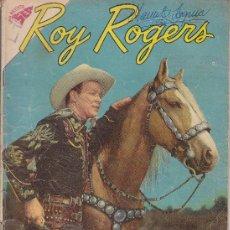 Tebeos: ROY ROGERS Nº 104 NOVARO 1961. Lote 26567600