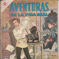 Tebeos: AVENTURAS DE LA VIDA REAL -LA LUCHA DE SARMIENTO-Nº 56 NOVARO 1960. Lote 26567604