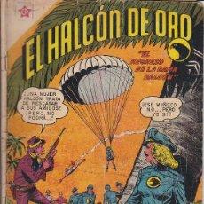 Tebeos: EL HALCON DE ORO -EL REGRESO DE LA DAMA HALCON- Nº 21 NOVARO 1959. Lote 26567601