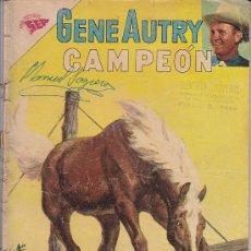 Tebeos: GENE AUTRY - CAMPEON - Nº 84 NOVARO 1961. Lote 26567603