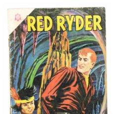 Tebeos: RED RYDER # 137 NOVARO 1966 EL TESTIGO MUY BUEN ESTADO. Lote 26522072