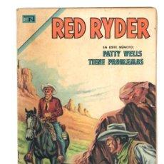 Tebeos: RED RYDER # 227 - AÑO 1970 - NOVARO - JOYA DE COLECCION. Lote 26482922