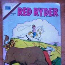 Tebeos: RED RYDER Nº312 AÑO 1973. Lote 27280956