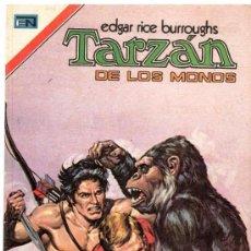 Tebeos: TARZAN # 404 - UN PLAN MALVADO - NOVARO 1974 - EXCELENTE ESTADO. Lote 26894147