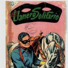 Tebeos: EL LLANERO SOLITARIO # 138 - AÑO 1964 - NOVARO - CON DETALLES EN TAPA. Lote 26407619