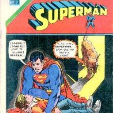 Tebeos: 1974 SUPERMAN # 960 CURT SWAN DENNY O´NEIL MURPHY ANDERSON NOVARO FIESTA DE COLORES. Lote 25324615