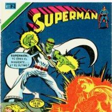 Tebeos: SUPERMAN # 1159 Y BATMAN- LEGION DE SUPER-HEROES - NOVARO SERIE AGUILA 1978 - EXCELENTE. Lote 25463512