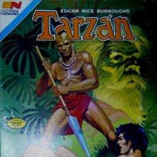Tebeos: TARZAN # 3-139 AVESTRUZ LA SELVA DE LOS DOS SOLES NOVARO 1981 MUY BUEN ESTADO. Lote 26441598