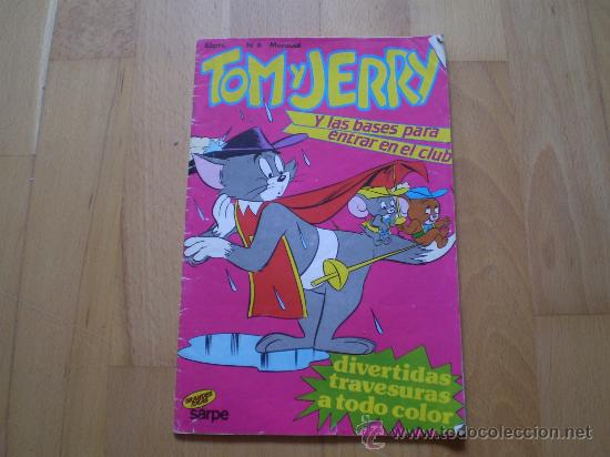 TOM Y JERRY (Tebeos y Comics - Novaro - Tom y Jerry)