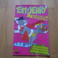 Tebeos: TOM Y JERRY. Lote 24922532