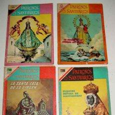 Tebeos: HISTORIAS DEL CRISTIANISMO LOTE DE 4 TEBEOS Nº 12, 18, 3, 16 - EDITORIAL NOVARO - NOVARO - OPORTUNID. Lote 15087083